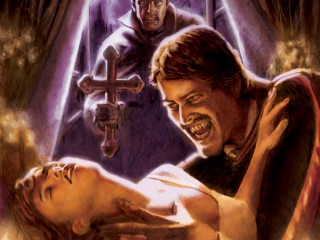 Crimson by Gaslight _ Sherlock Holmes meets Dracula