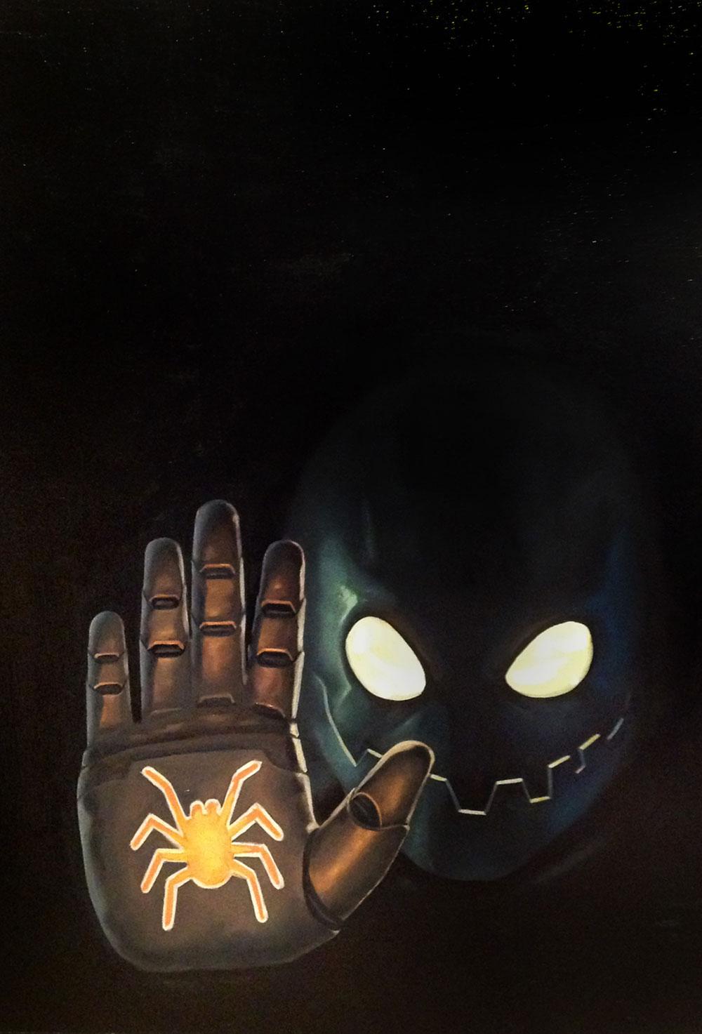 The Spider: Robot Spider