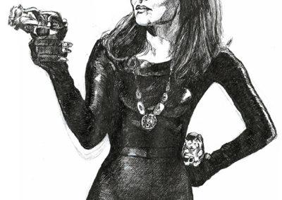 Batman's TV Catwoman