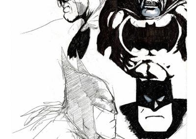 Batman styles