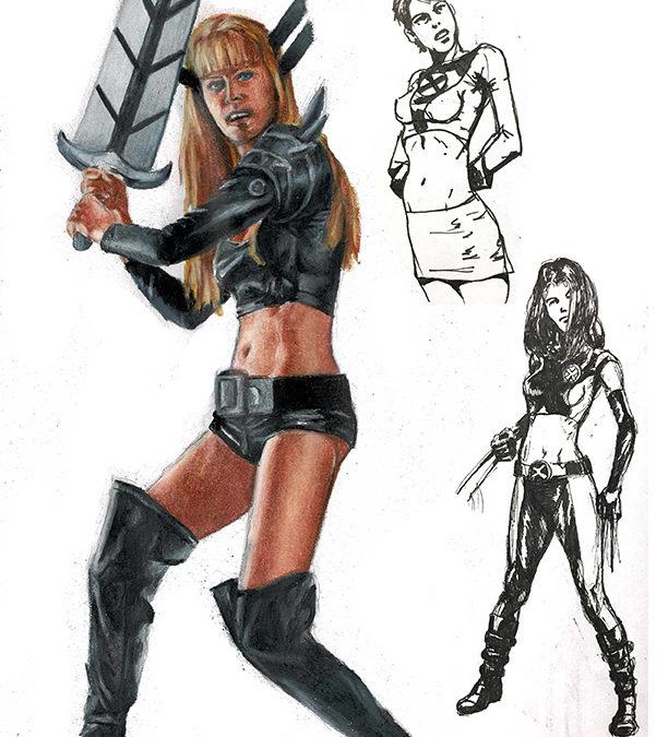 Magik and X-Men