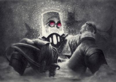 Poignant Mr. Freeze