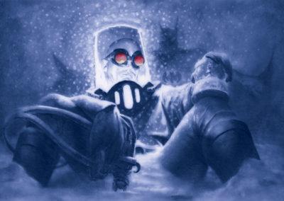 Pongient Mr. Freeze 2