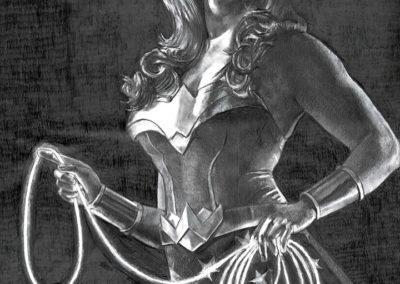 Wonder Woman prelim